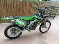 Kxf 250 STOLEN CASH REWARD £££££££