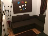 double bedroom for single person