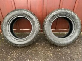Sailwin all-terrain 4x4 tyres x2 265/65R17