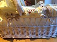 Whirligig Mamas & Papas Moses Basket