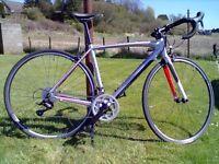 Specialized Allez Sport Road Bike. 2013. 52cm frame. New 11-32 Gearing.