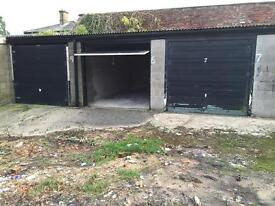Lock up garage to rent in Great Harwood