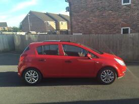 59 5DR Corsa active plus special edition 1.3 CDTI+Panroof+1owner+ 6 MOT