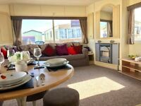 Cheap static caravan for sale in north wales on a funfilled holiday park in Towyn