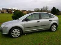 2005 FORD FOCUS 1.6 LX AUTOMATIC LONG MOT LOW MILEAGE VERY ECONOMICAL