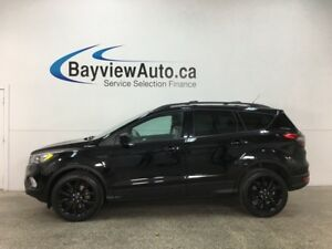 2017 Ford Escape SE - ALLOYS! KEYLESS ENTRY! HITCH! PANO ROOF...