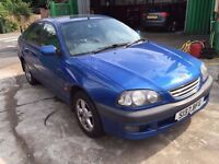 TOYOTA AVENSIS CDX 2.0 , LEATHER SEATS, AIR CONDITION, IDEAL FOR EXPORT