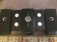 Iluv Stereo with 4cd iPod dock radio