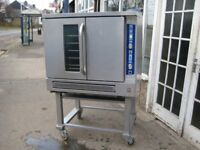 Falcon G7208 Convection oven natural gas catering equipment.