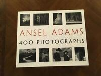 Ansel Adams hardback 400 B&W photos of American Wilderness. As New. On Amazon for £20