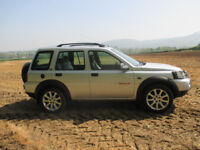 2005, FREELANDER SPORT PREMIUM TD4, SILVER GOOD CONDITION LOW MILEAGE