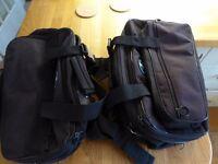 Full set of Oxford soft bike luggage