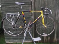 Vintage Raleigh Team Banana Racing Bike *NEEDS SOME RESTORATION*