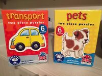 Orchard Toys Puzzle - Transport & Pet