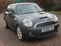 MINI HATCH COOPER 1.6 COOPER S 3d 172 BHP 2 PREVIOUS KEEPER ++ 2 KEYS ++ FULL YEAR MOT ++