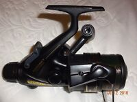 bait runner fishing reel very good condition