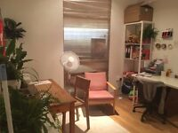 Lovely, friendly & cheap shared studio / desk / office space to rent in central Bristol
