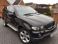 BMW X5 3.0d 4x4 e53 LOW MILEAGE