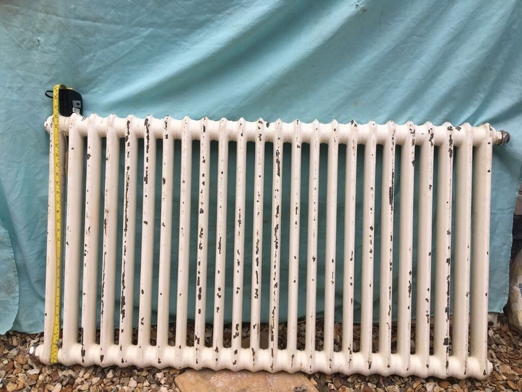 Radiators - great renovation project. We have 3 radiator with pipes ...