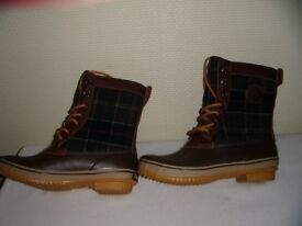 Barbour Ladies Or mens Drake Boots