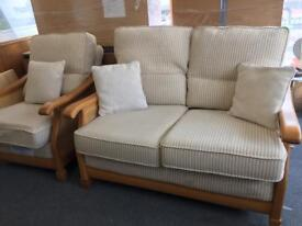 Conservatory 2 Seater And Chair