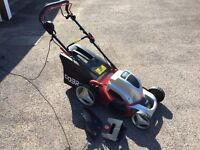 "Cobra 46cm 18"" Self Propelled Electric Mower. Good Condition and Full Working Order"