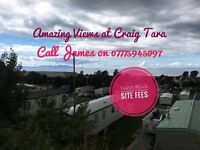 New lower price❤️Beautiful❤️3 bedroom caravan❤️ Craig Tara ❤️️cheap 🔥🔥warm🔥🔥 bargain