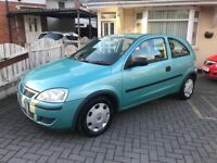 Corsa 1.2 ONLY 58k! 11 Service stamps! Drives superb! Not Clio polo ford micra Honda fiat Kia