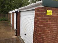 EAST GRINSTEAD GARAGE TO LET - BRAND NEWLY BUILT
