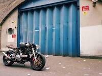 Ducati cafe racer 750ss