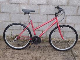 ladies bike 26'' diamond back