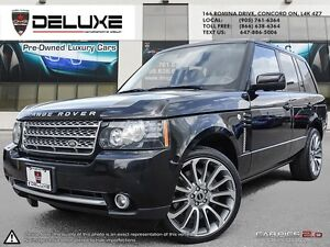 2012 Land Rover Range Rover Supercharged FULL SIZE MINT MINT...