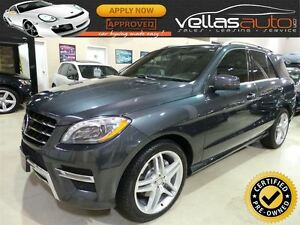 2013 Mercedes-Benz M-Class ML 350 BLUETEC**DESIGNO**4MATIC