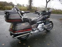 Honda Goldwing GL1500 Special Equipment
