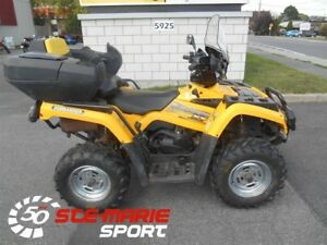 2005 Can-Am Outlander 400 XT
