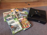 Xbox Kinnect and Games