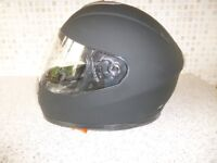 RKS Full Face Helmet Brand New in box and Full Crane Motorcycle Suit