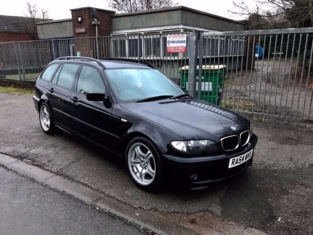 bmw 318i touring m sport estate e46 2004 in wolverhampton west midlands gumtree. Black Bedroom Furniture Sets. Home Design Ideas