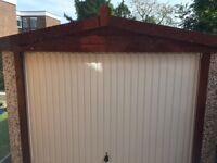 Horsmann Canopy Up and over garage door