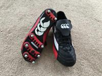 Canterbury Rugby Boots (size 11)