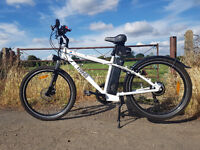 Freego Hawk (Mens) Electric Bike 10Amp Battery - 1 Year Old Barely Used