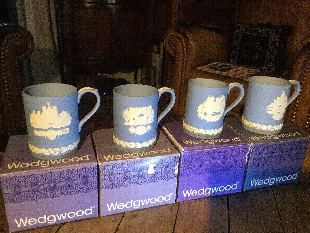 Wedgwood mugs. REDUCED