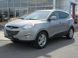 2013 Hyundai Tucson GLS | Heated Seats, Alloy Wheels