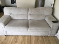3 Seater Sofa - Grey