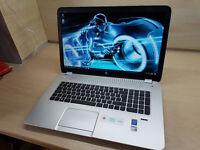 "HP Envy 17.3"" - Quad i7 - 2 Terabyte Hd - Dedicated Geforce Card - Beats Audio - Windows 10 Pro"