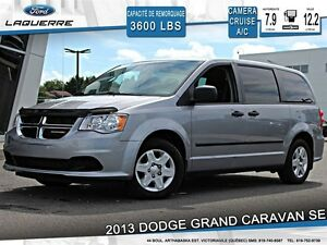 2013 Dodge Grand Caravan **SE*DVD*7 PASSAGERS*CRUISE*A/C**