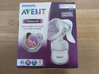 Philips Avent Breast Pump, Manual