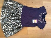 Collection of girls dresses in size 8 year