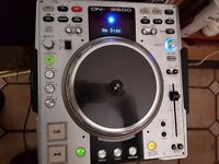 Pair of Dj CD decks perfect working order few scuffs and scratches but nothing major.