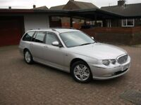 2004 Rover 75 Estate Tourer Se, 2.0 CDTi DIESEL. £875. (P/X Welcome)